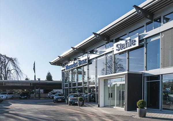 Autohaus Stehle Historie 2017
