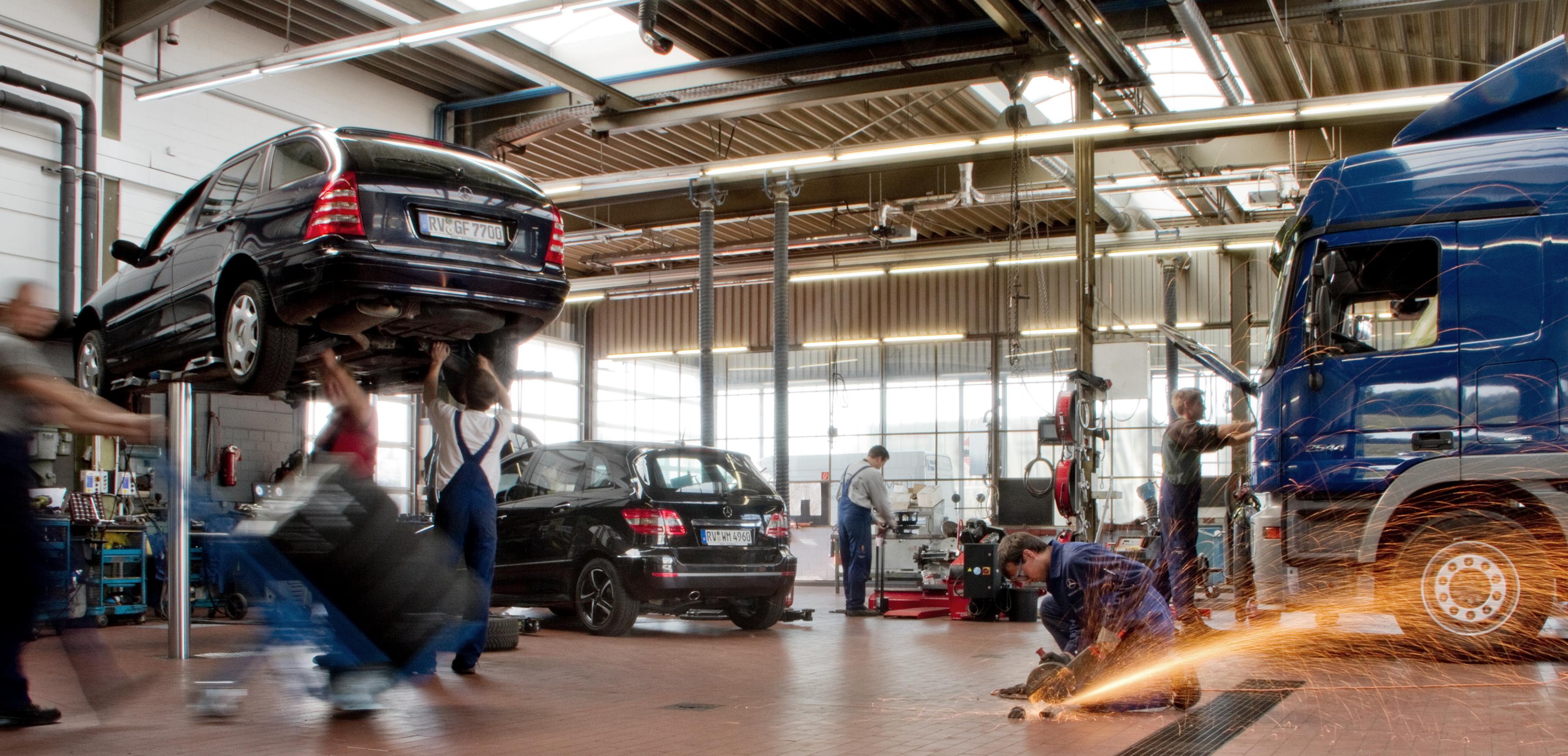 Autohaus Stehle Werkstatt